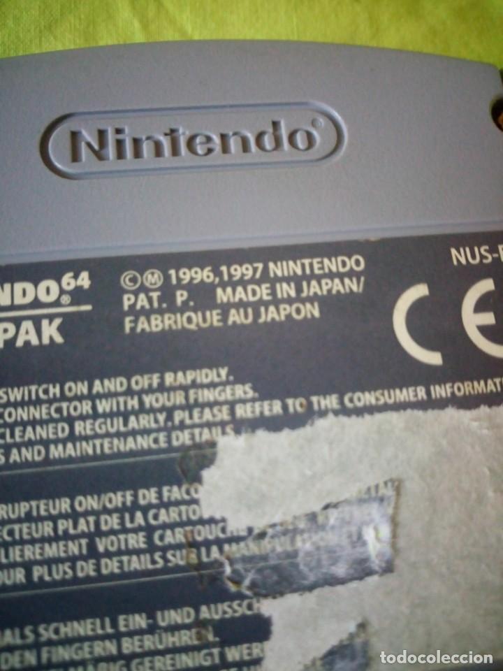 Videojuegos y Consolas: JUEGO nintendo 64 007 goldeneye - Foto 4 - 195135562