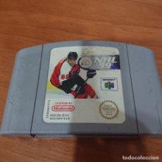 Videojuegos y Consolas: NHL 99 NINTENDO 64 CARTUCHO . Lote 195193006