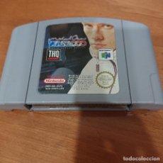 Videojuegos y Consolas: WLS 2000 MICHAEL OWENS NINTENDO 64 CARTUCHO. Lote 195193443