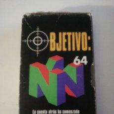 Videojuegos y Consolas: NINTENDO OBJETIVO 64. Lote 197271566
