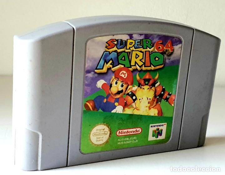 SUPER 64 MARIO (Juguetes - Videojuegos y Consolas - Nintendo - Nintendo 64)