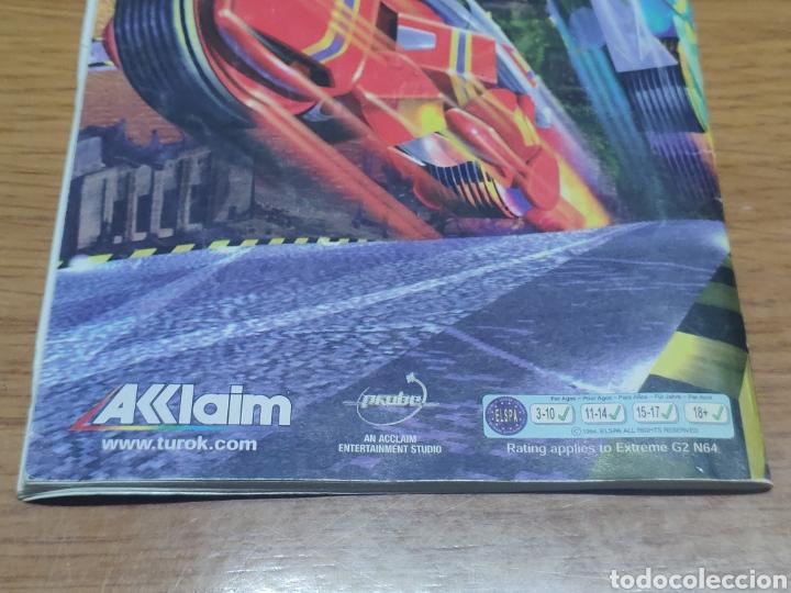 Videojuegos y Consolas: Nintendo 64 manual de instrucciones turok 2 - Foto 5 - 198925428