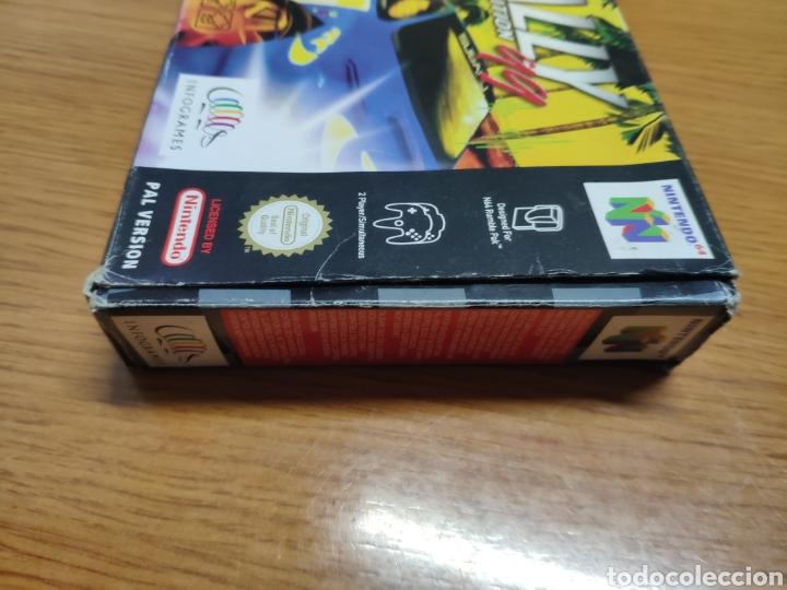 Videojuegos y Consolas: Caja vacía Nintendo 64 N64 V- rally edición 99 - Foto 6 - 199123003