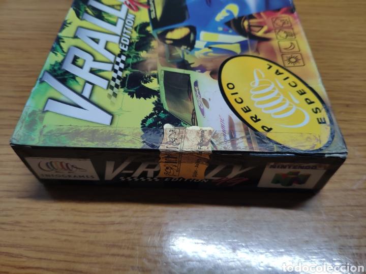 Videojuegos y Consolas: Caja vacía Nintendo 64 N64 V- rally edición 99 - Foto 7 - 199123003