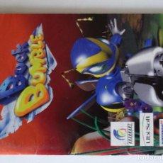 Videojuegos y Consolas: NINTENDO 64 MANUAL BUCK BUMBLE VERSIÓN ESPAÑOLA ORIGINAL N64. Lote 201786832
