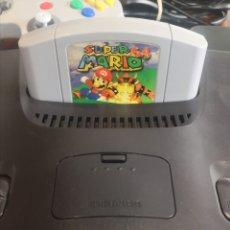Videojuegos y Consolas: NINTENDO 64 + REGALO SUPER MARIO 64. Lote 204338040