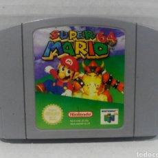 Videojuegos y Consolas: SUPER MARIO 64 NINTENDO N64. Lote 205169871