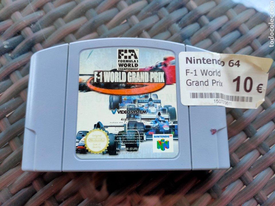 JUEGO NINTENDO (Juguetes - Videojuegos y Consolas - Nintendo - Nintendo 64)