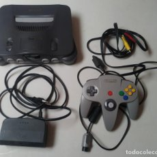 Videojuegos y Consolas: NINTENDO 64. Lote 205811688