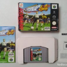 Videojuegos y Consolas: INTERNATIONAL SUPERSTAR SOCCER NINTENDO 64. Lote 205812015