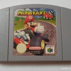 Videojuegos y Consolas: MARIO KART 64 NINTENDO 64. Lote 205812318