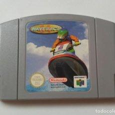 Videojuegos y Consolas: WAVE RACE 64 NINTENDO 64. Lote 205812460