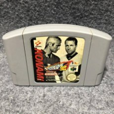 Videojuegos y Consolas: INTERNATIONAL SUPERSTAR SOCCER 98 NINTENDO 64. Lote 206292713
