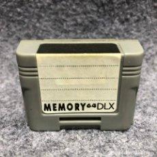 Videojuegos y Consolas: CONTROLLER PAK GUILLEMOT NINTENDO 64 N64. Lote 206345920