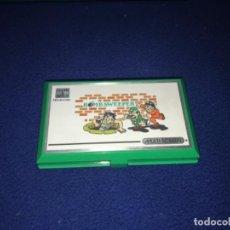 Videojuegos y Consolas: CONSOLA PORTATIL BOMB SWEEPER - GAME & WATCH NINTENDO (1987) BUEN ESTADO. Lote 206400761