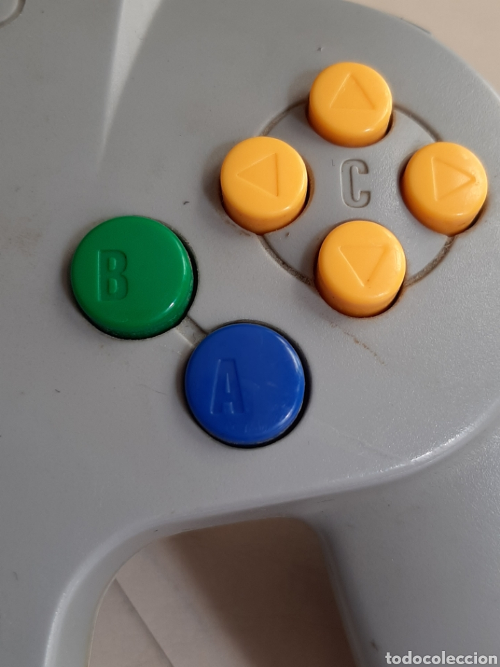 Videojuegos y Consolas: Mando Nintendo 64 N64 - Foto 2 - 207078807
