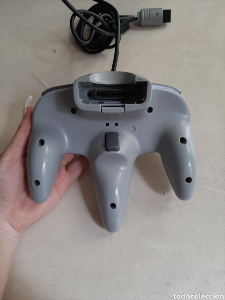 Videojuegos y Consolas: Mando Nintendo 64 N64 - Foto 5 - 207078807