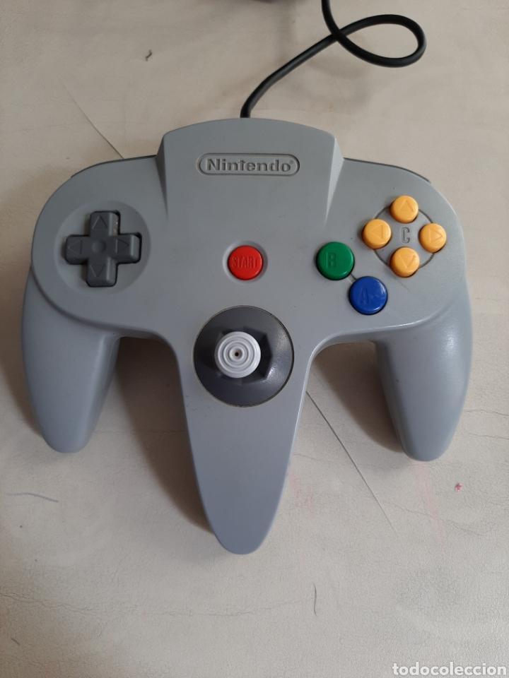 MANDO NINTENDO 64 N64 (Juguetes - Videojuegos y Consolas - Nintendo - Nintendo 64)