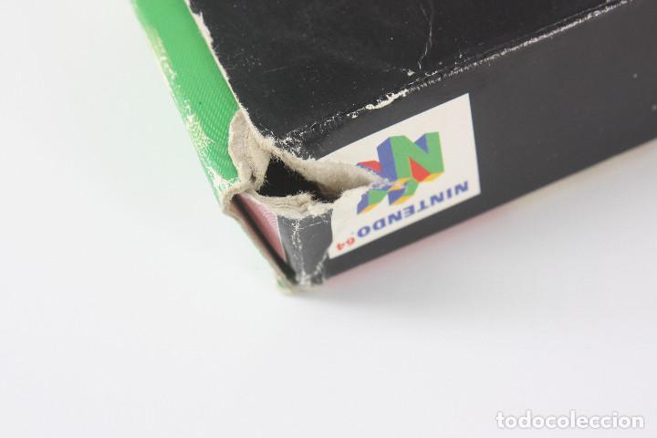 Videojuegos y Consolas: Super Mario 64 completo PAL / cartucho manual poster cartón original - Nintendo 64 / N64,1996 - Foto 10 - 207113966