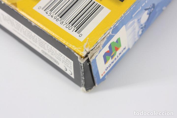 Videojuegos y Consolas: Super Mario 64 completo PAL / cartucho manual poster cartón original - Nintendo 64 / N64,1996 - Foto 11 - 207113966