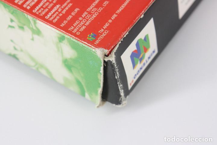 Videojuegos y Consolas: Super Mario 64 completo PAL / cartucho manual poster cartón original - Nintendo 64 / N64,1996 - Foto 12 - 207113966
