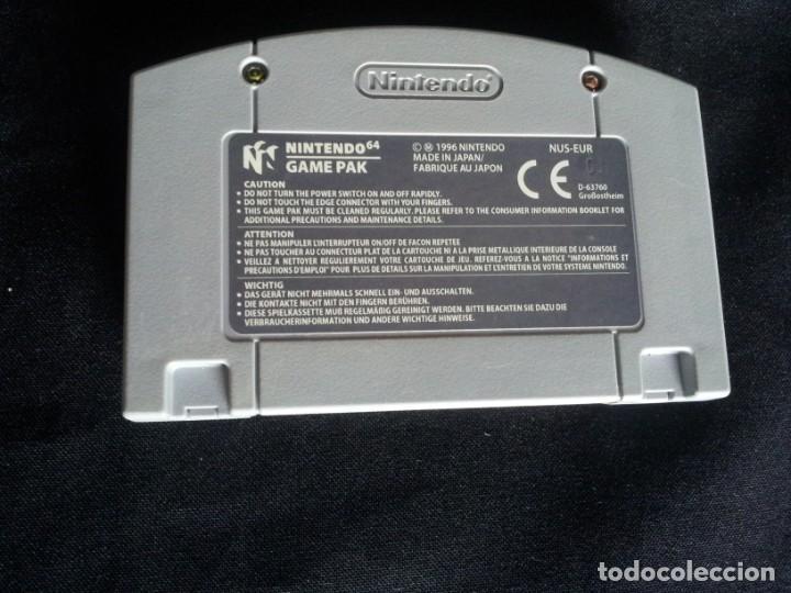 Videojuegos y Consolas: NINTENDO 64 - JUEGO, DOOM 64 - SOLO CARTUCHO - Foto 2 - 207269846