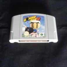 Videojuegos y Consolas: NINTENDO 64 - JUEGO, BOMBER MAN 64 - SOLO CARTUCHO. Lote 207270446