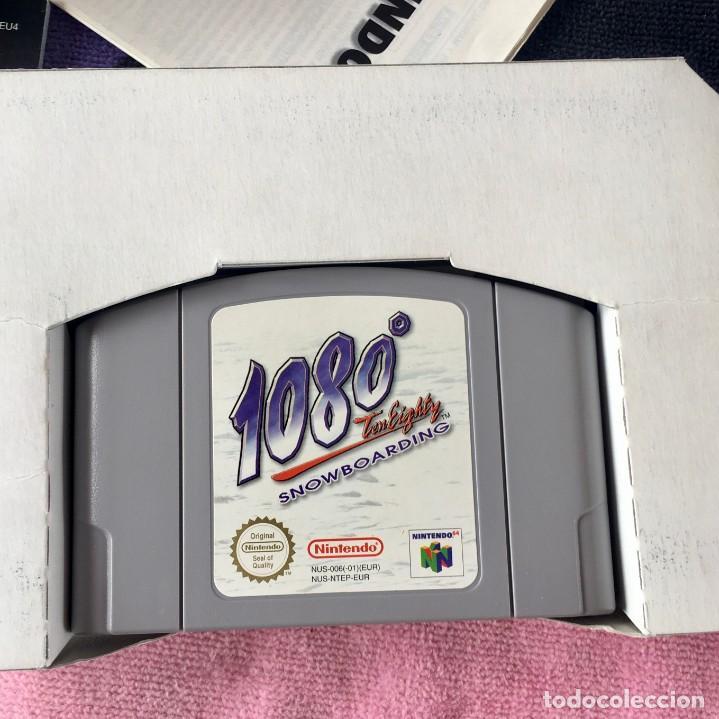 Videojuegos y Consolas: 1080 SNOWBOARDING NINTENDO64 N64 NINTENDO 64 - Foto 3 - 211633520