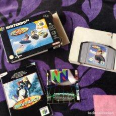 Videojuegos y Consolas: WAVE RACE 64 NINTENDO 64 N64 NINTENDO64. Lote 211633531