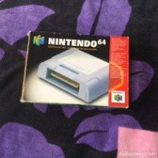 Videojuegos y Consolas: CONTROLLER PAK TARJETA DE MEMORIA NINTENDO 64 N64 NINTENDO64. Lote 211633572