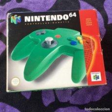 Videojuegos y Consolas: MANDO ORIGINAL NINTENDO 64 N64 NINTENDO64. Lote 211633591