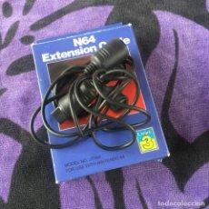 Videojuegos y Consolas: CABLE EXTENSION MANDO NINTENDO 64 N64 NINTENDO64. Lote 211633715