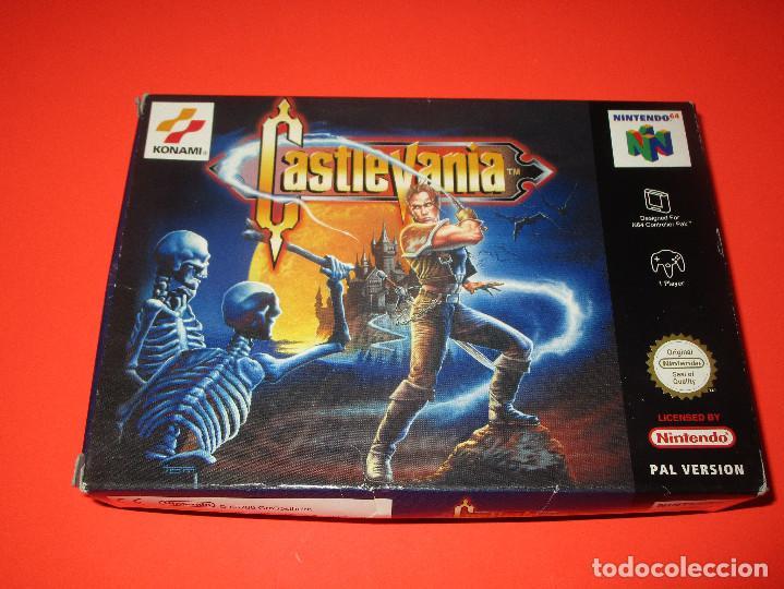 Videojuegos y Consolas: CASTLEVANIA - NINTENDO 64 - PAL VERSION - NES 64 - KONAMI - Foto 2 - 212469852