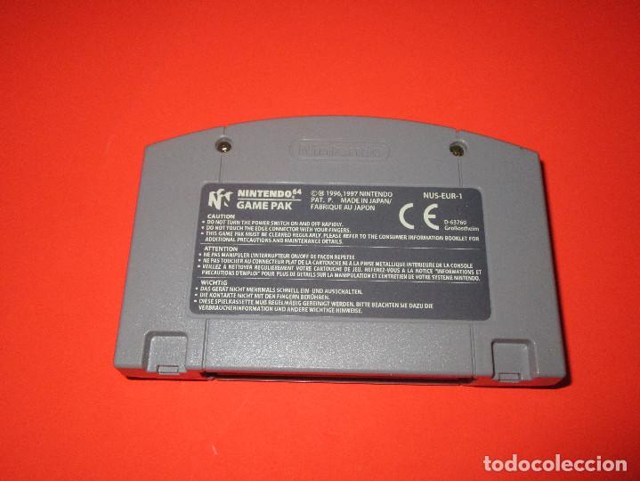 Videojuegos y Consolas: CASTLEVANIA - NINTENDO 64 - PAL VERSION - NES 64 - KONAMI - Foto 4 - 212469852