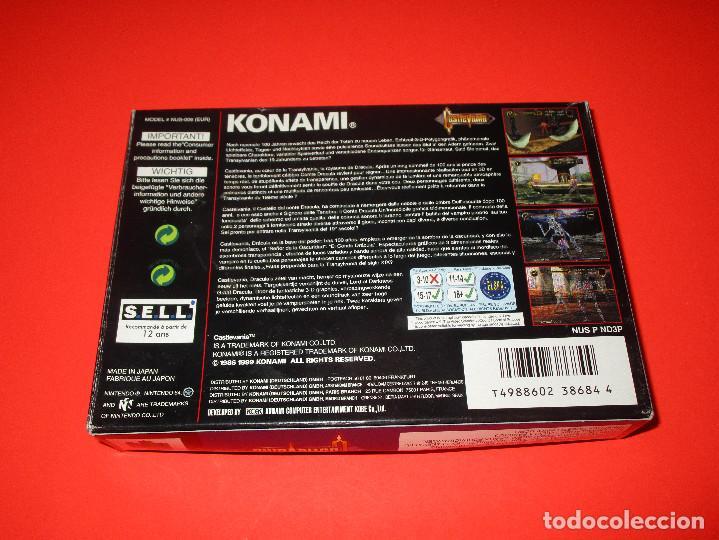Videojuegos y Consolas: CASTLEVANIA - NINTENDO 64 - PAL VERSION - NES 64 - KONAMI - Foto 5 - 212469852
