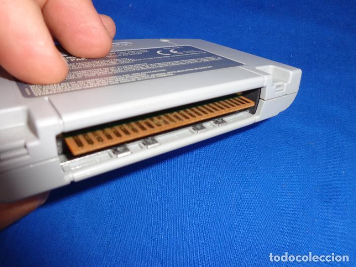 Videojuegos y Consolas: NINTENDO - SUPER MARIO 64 MADE IN JAPAN 1996/1997, NUS-EUR-1 VER FOTOS! SM - Foto 4 - 268300084