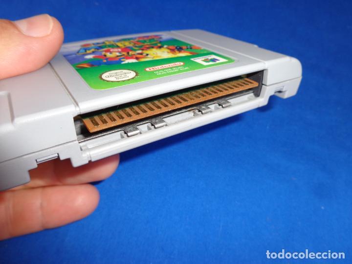 Videojuegos y Consolas: NINTENDO - SUPER MARIO 64 MADE IN JAPAN 1996/1997, NUS-EUR-1 VER FOTOS! SM - Foto 5 - 268300084