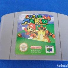 Videojuegos y Consolas: NINTENDO - SUPER MARIO 64 MADE IN JAPAN 1996/1997, NUS-EUR-1 VER FOTOS! SM. Lote 268300084