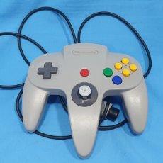 Videojuegos y Consolas: MANDO GRIS PARA NINTENDO 64. Lote 214878938