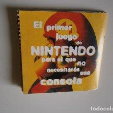 Videojuegos y Consolas: DESPLEGABLE CATALOGO CLUB NINTENDO. Lote 217979888