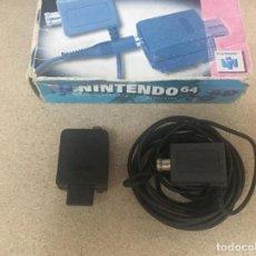 Videojuegos y Consolas: CABLE DE IMAGEN NINTENDO 64. Lote 218923553