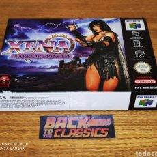 Videojuegos y Consolas: !NUEVO! XENA NINTENDO 64. Lote 218981580