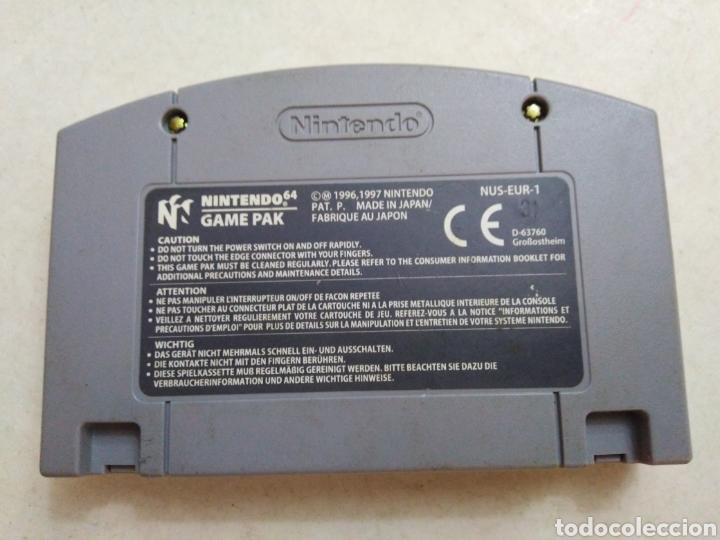 Videojuegos y Consolas: Juego Nintendo 64 ( G.A.S.P!! ) - Foto 2 - 241996135