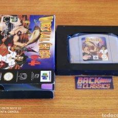 Videojuegos y Consolas: VIRTUAL CHESS NINTENDO 64. Lote 219052577