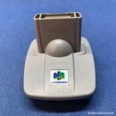 Videojuegos y Consolas: TRANSFER PAK PARA NINTENDO 64. Lote 219153700