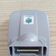 Videojuegos y Consolas: TRANSFER PAK NINTENDO 64 GAME BOY. Lote 219179875