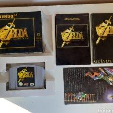 Videogiochi e Consoli: ZELDA OCARINA OF TIME NINTENDO 64. Lote 221374433