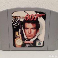 Videojuegos y Consolas: 007 GOLDENEYE NINTENDO 64 N64. Lote 221755761
