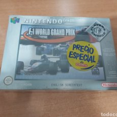 Videojuegos y Consolas: F1 WORLD GRAND PRIX PRECINTADO NINTENDO 64. Lote 222192471