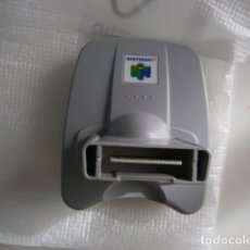 Videojuegos y Consolas: TRANSFER PAK NINTENDO 64. Lote 222201881